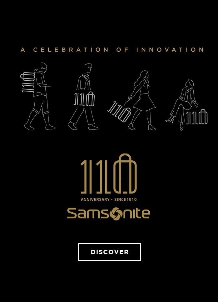 110 Annicersary Samsonite