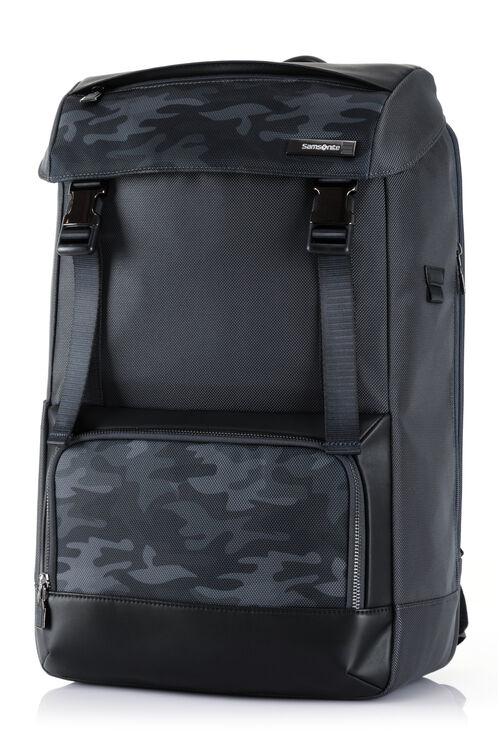 Backpack W/ Flap Tcp