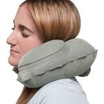 Triple Comfort Inflatable Travel Pillow