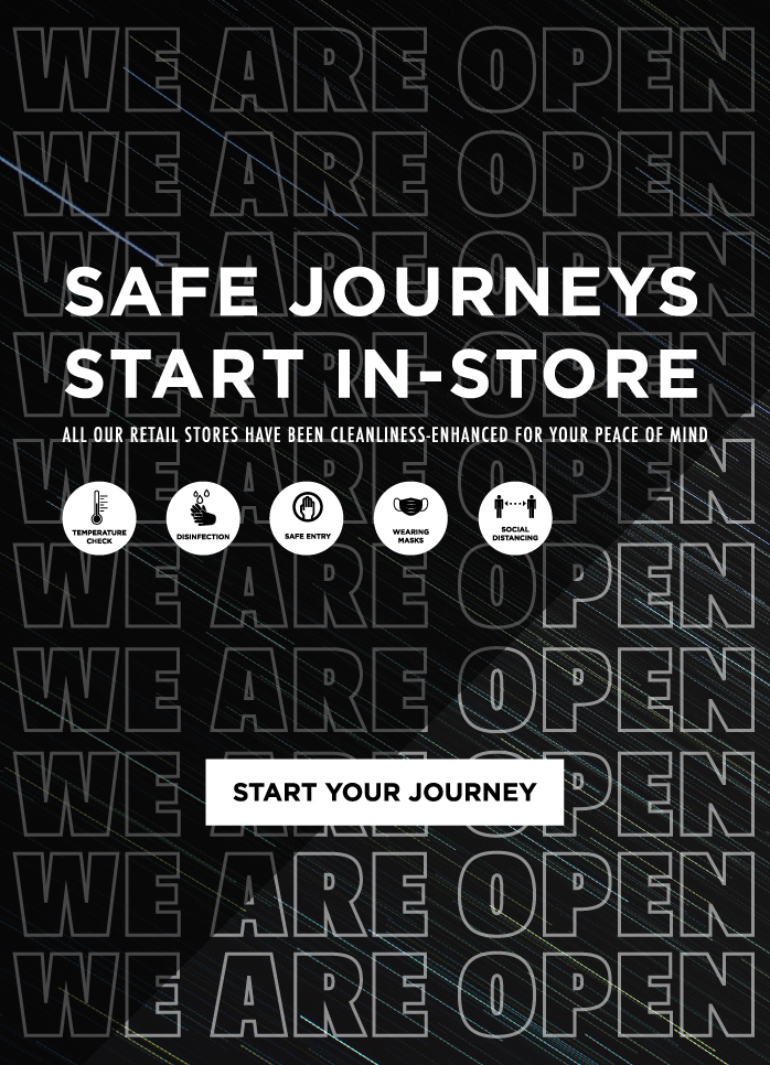 Safe Journey in Stores